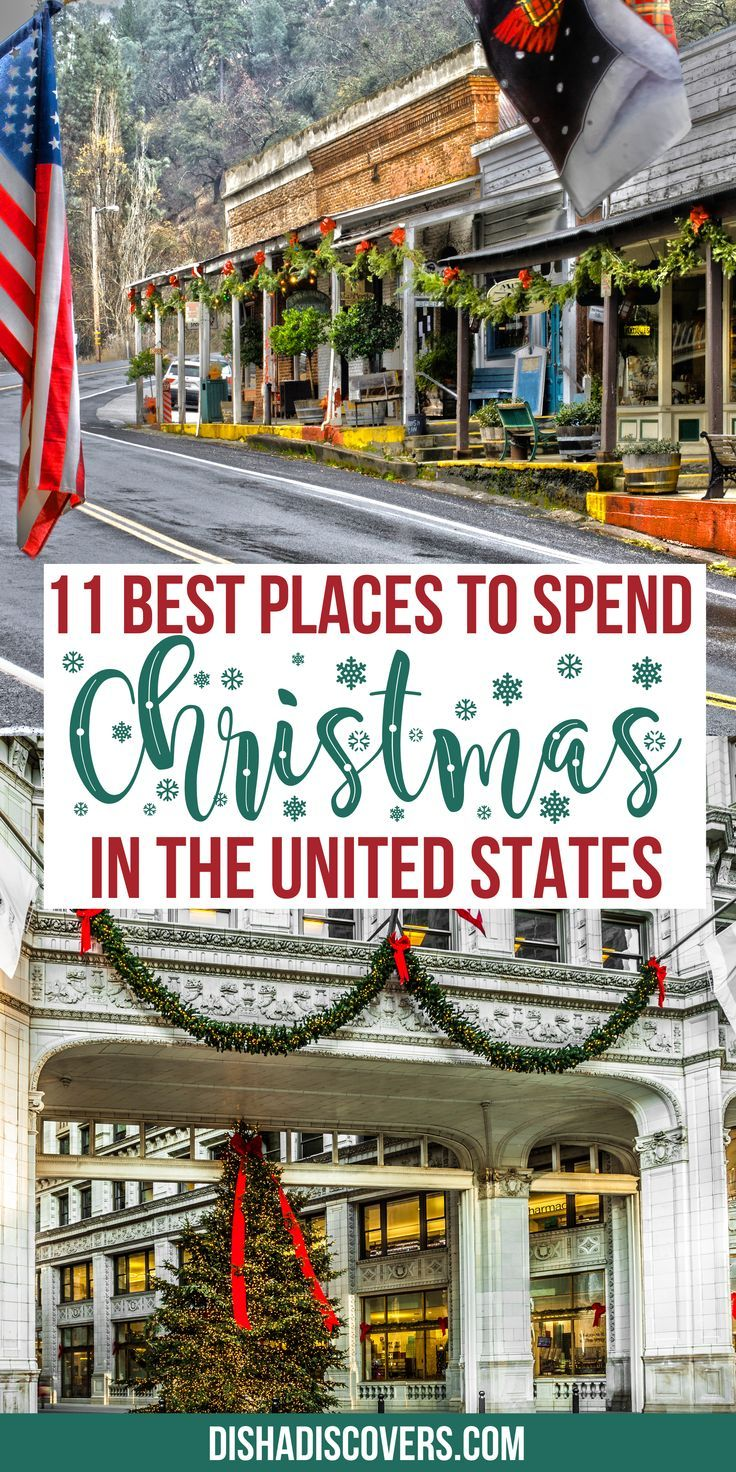 USA Christmas Destinations: 11 of the Best Holiday