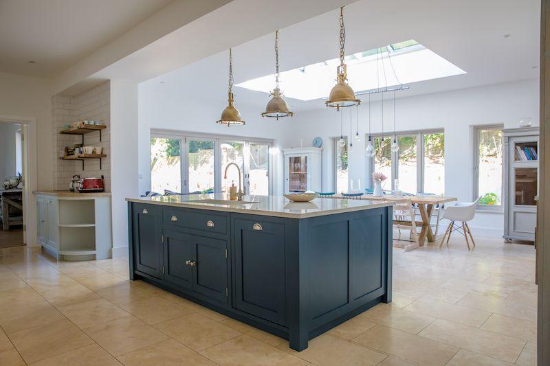Handmade Kitchens Direct Freestanding Kitchen Island Kitchens Direct Custom Kitchens