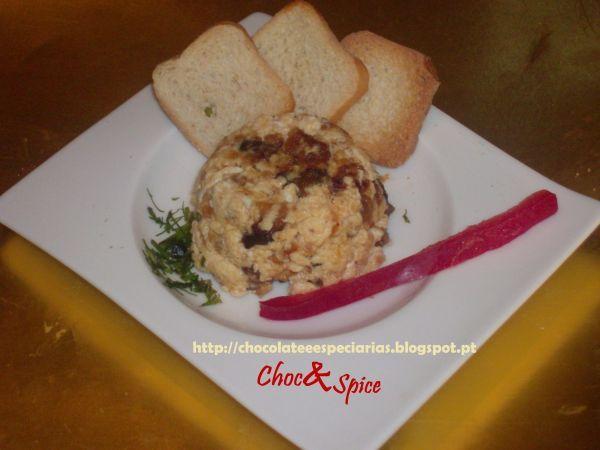 Receita Ovos mexidos com farinheira de Chocolate & Especiarias - Isabel - Petitchef