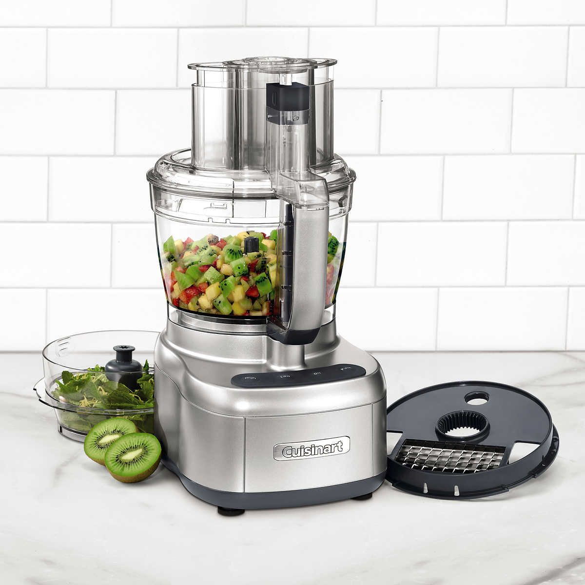 Cuisinart elemental 13cup food processor with dicing kit