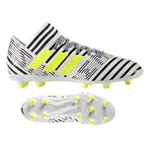 Adidas Youth Nemeziz 17 3 Fg Electricity Zebra Www Soccerevoluti Fashion Shoes Street Style Women Adidas Superstar Outfit