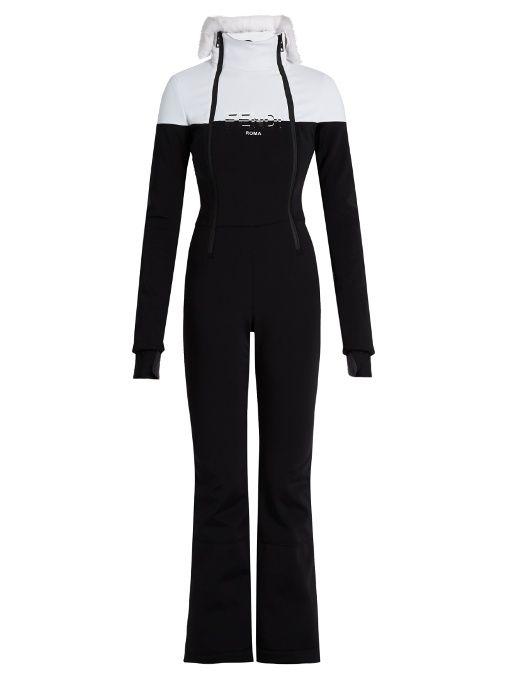 1537f1a26c FENDI Fur-trimmed ski suit.  fendi  cloth  suit