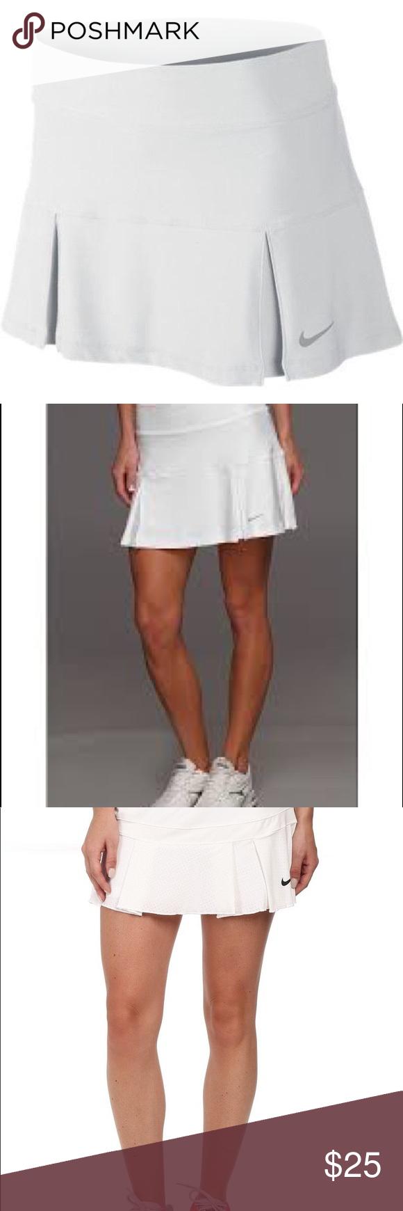 Nike Power Pleated Tennis Skirt Xs Pleated Tennis Skirt Tennis Skirt Nike Skirts