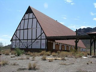 Nickerson Farms Restaurants - Under the Red Roof (off I-10 by Picacho Peak)