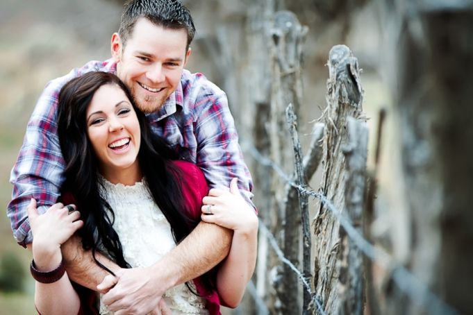 Cedar City Utah Engagement Photography