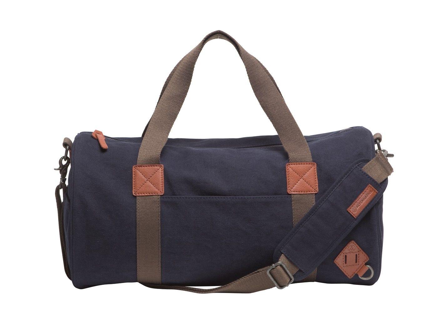 b7d22763455f Basic Cotton Barrel Duffel Bag in 2019 | bags | Duffel bag, Bags ...