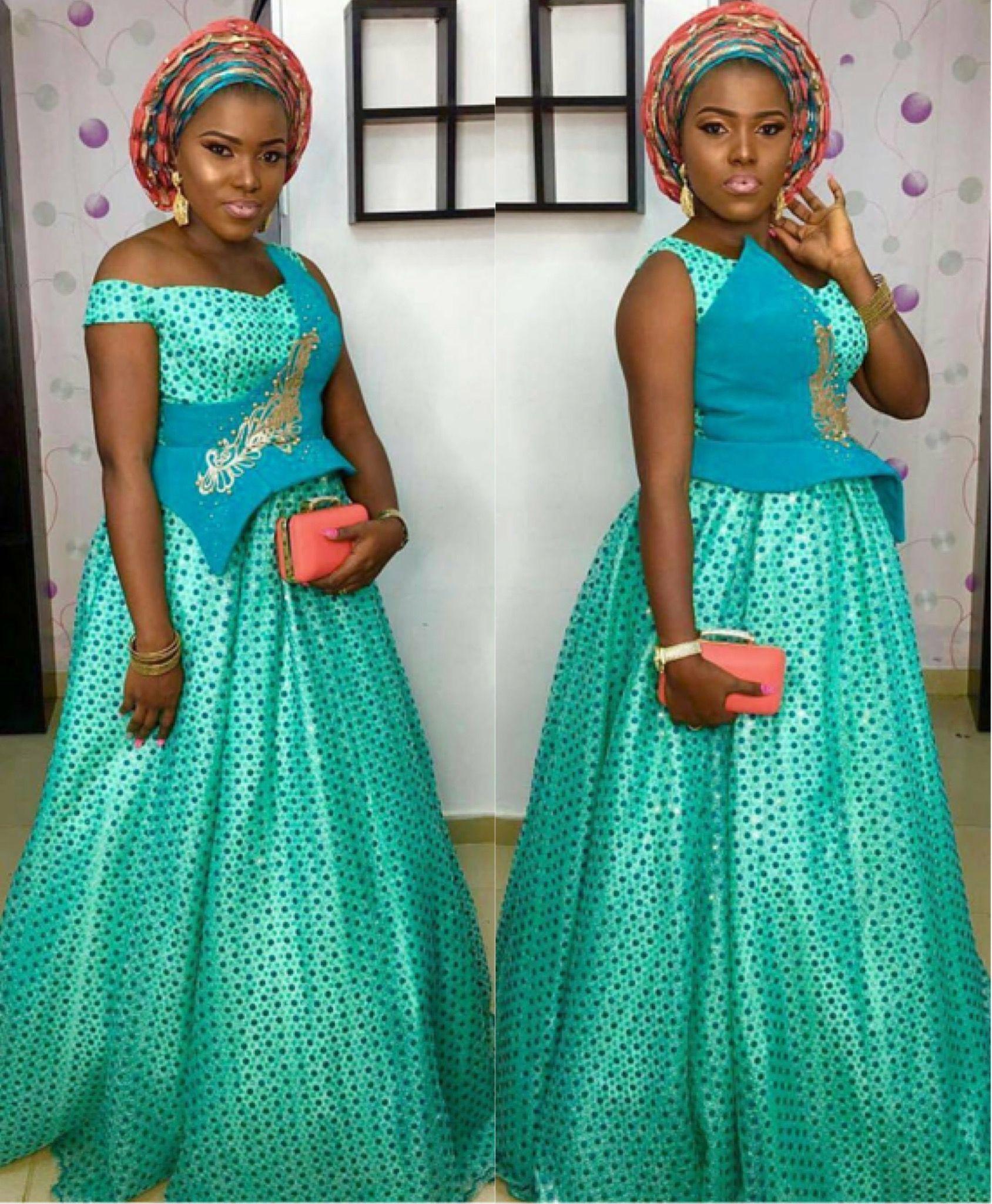 Asoebi Slayer Wedding Guests African Fashion Ankara Lastes Asoebi Kitenge Flexingstyles247 African Fashion Dresses Dresses Fashion [ 2048 x 1688 Pixel ]
