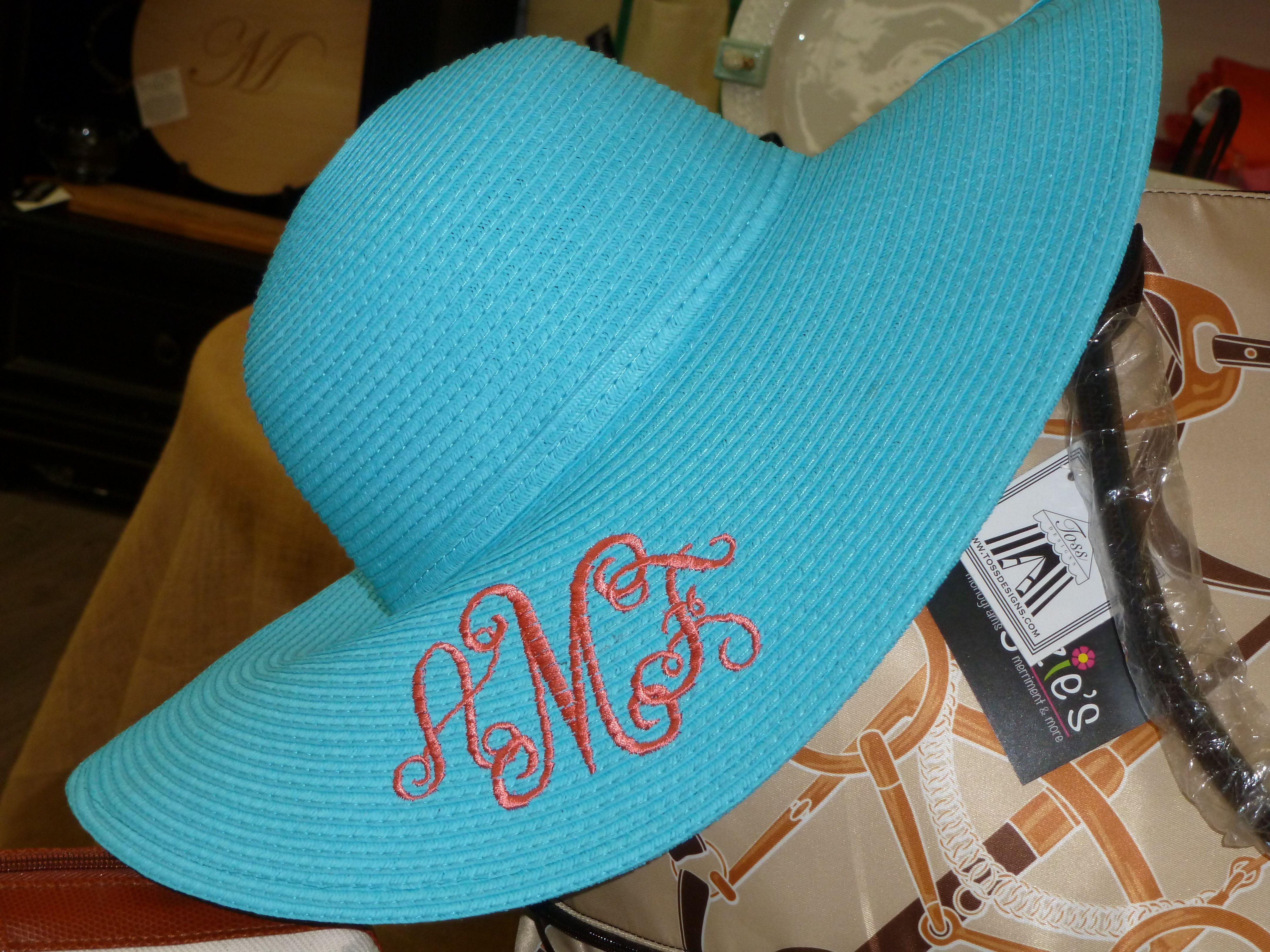 We've still got sunhats in stock!  Get yours for this hot Florida sun