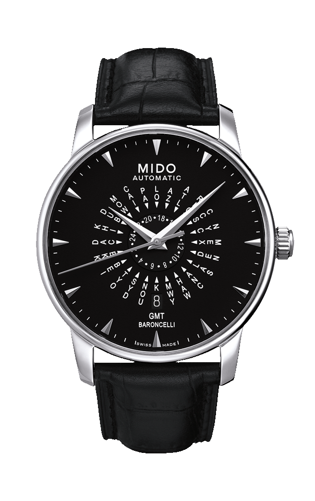 abfaafc08aa Mido GMT (M007.429.16.051.00)  1