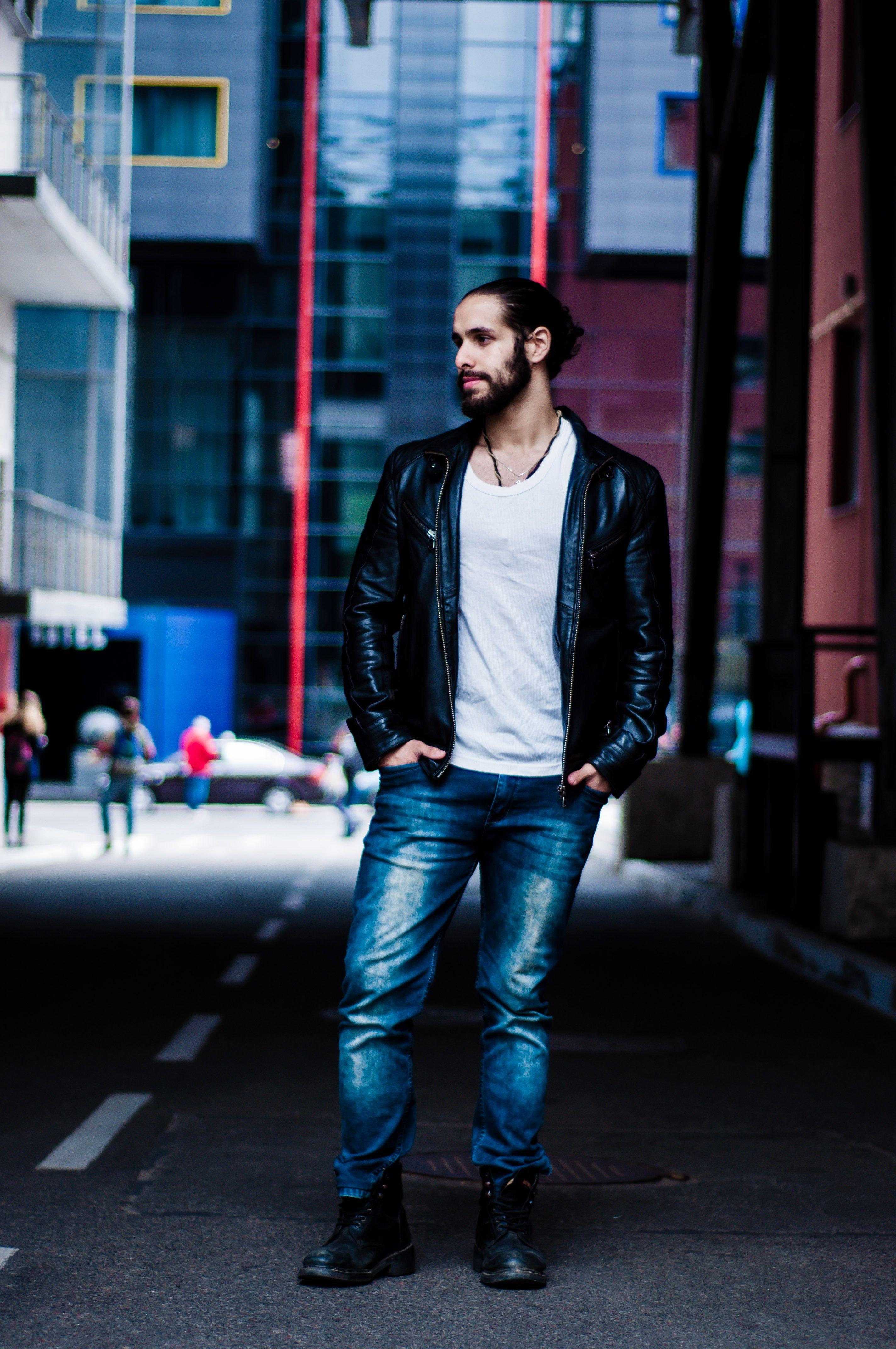 Городская куртка фотографа