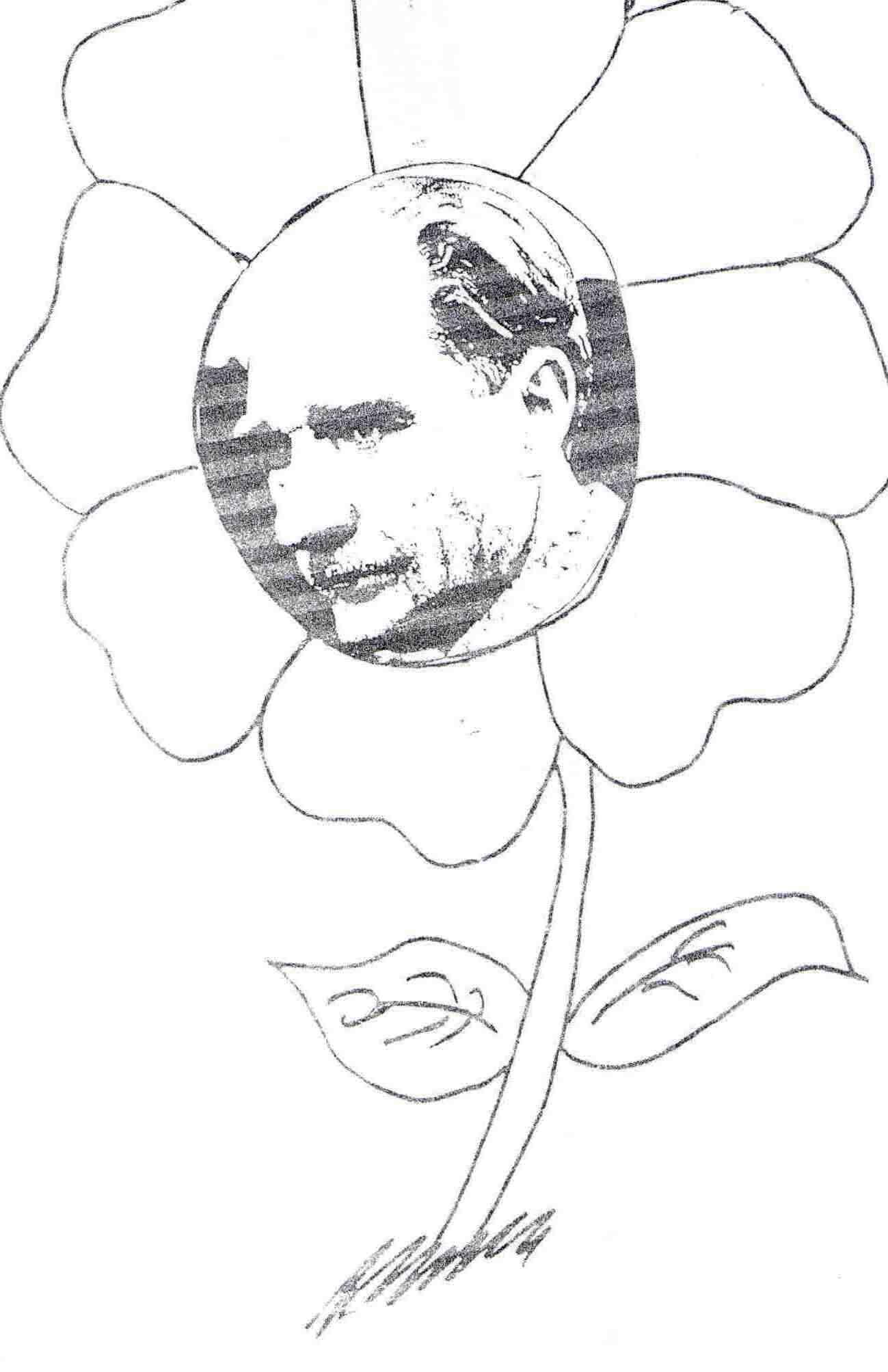 Ataturk Ataturkboyama Boyama 10kasimboyama Resim Boyama Sayfalari Sanat