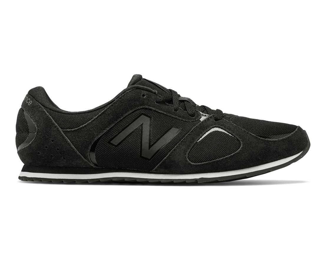 Black · 555 New Balance, Black with Thunder · Retro SneakersWomen's ...