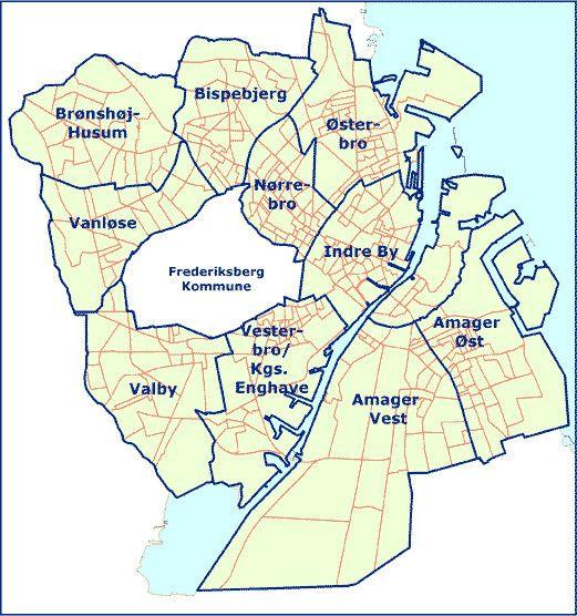 Copenhagen Municipality Wikipedia The Free Encyclopedia