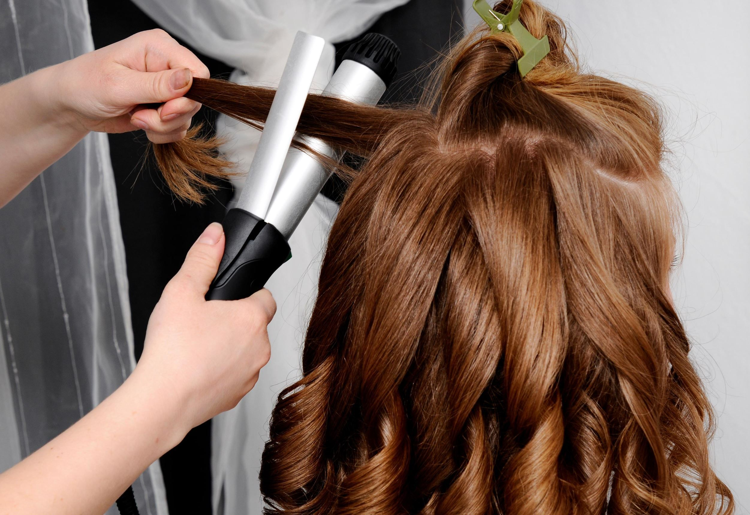 10 incredible curling iron tricks you'd never think to try