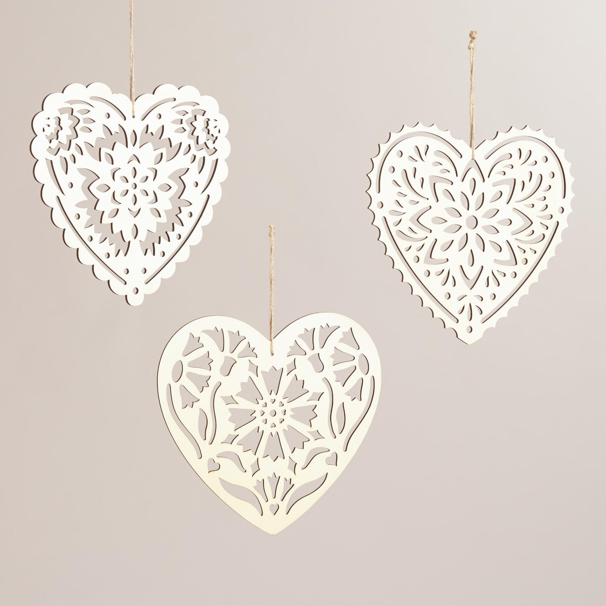 One Of My Favorite Discoveries At Worldmarketcom Laser Cut Wood Heart