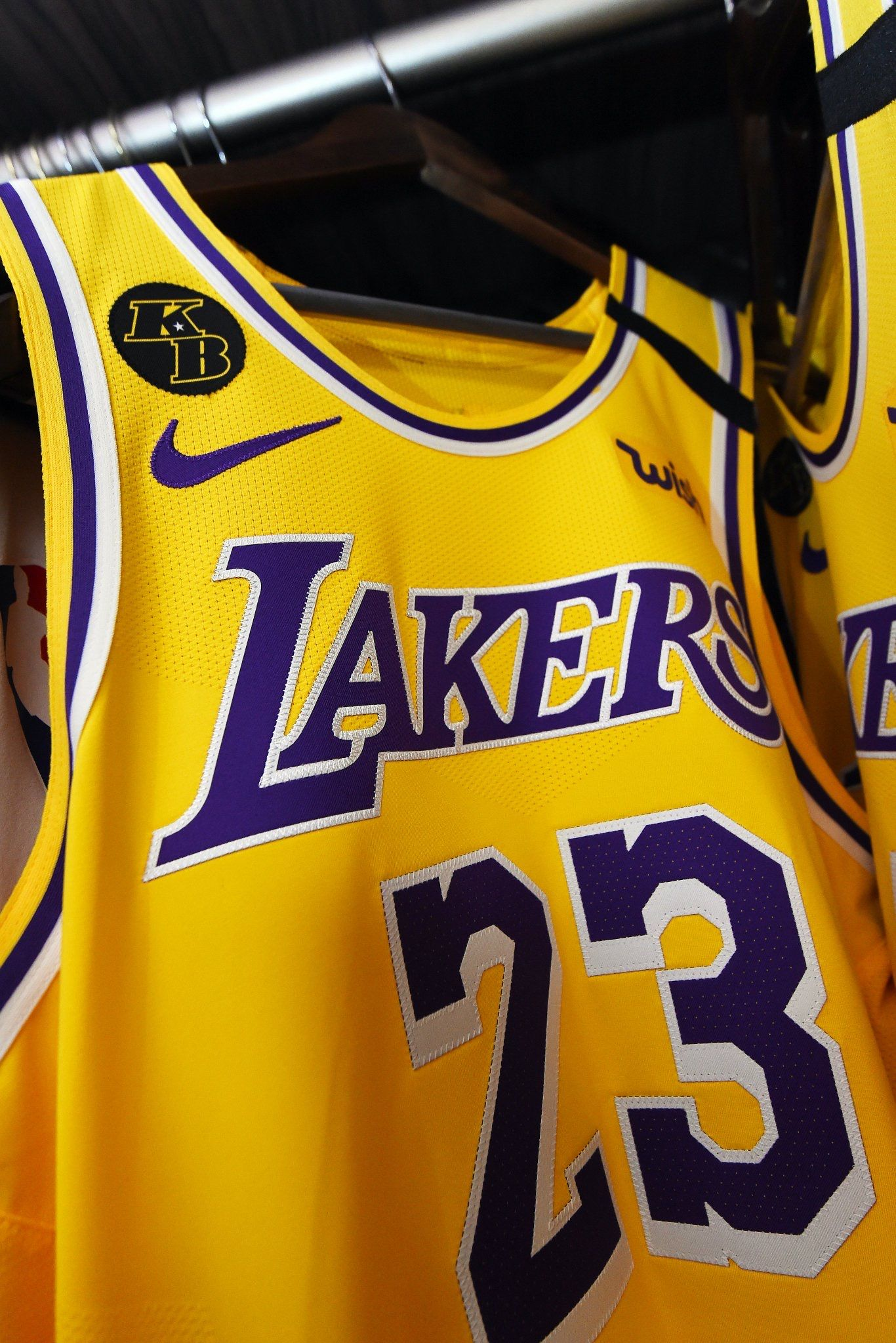 Kingjames Jersey With Kb In 2020 Lebron James Poster Lakers Logo Los Angeles Lakers
