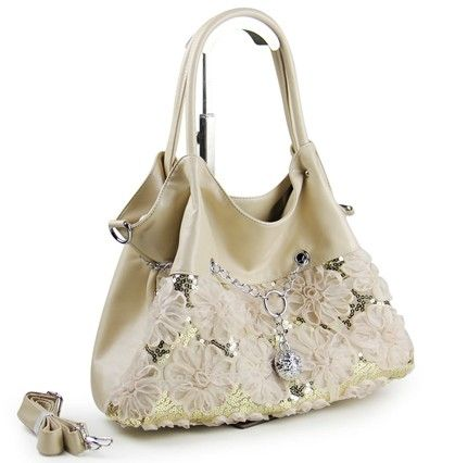 Handtas Cecina khaki - Damestassen - Vamoda online fashion