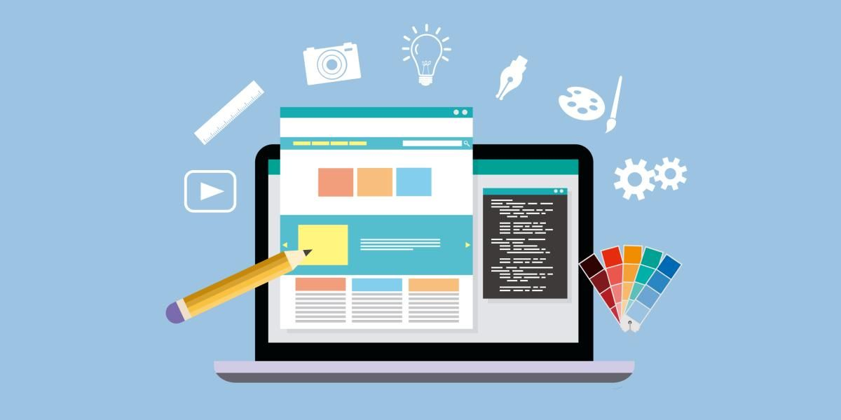 10 Popular Types Of Websites And How To Use Them In 2020 Web Development Design Website Design Company Fun Website Design
