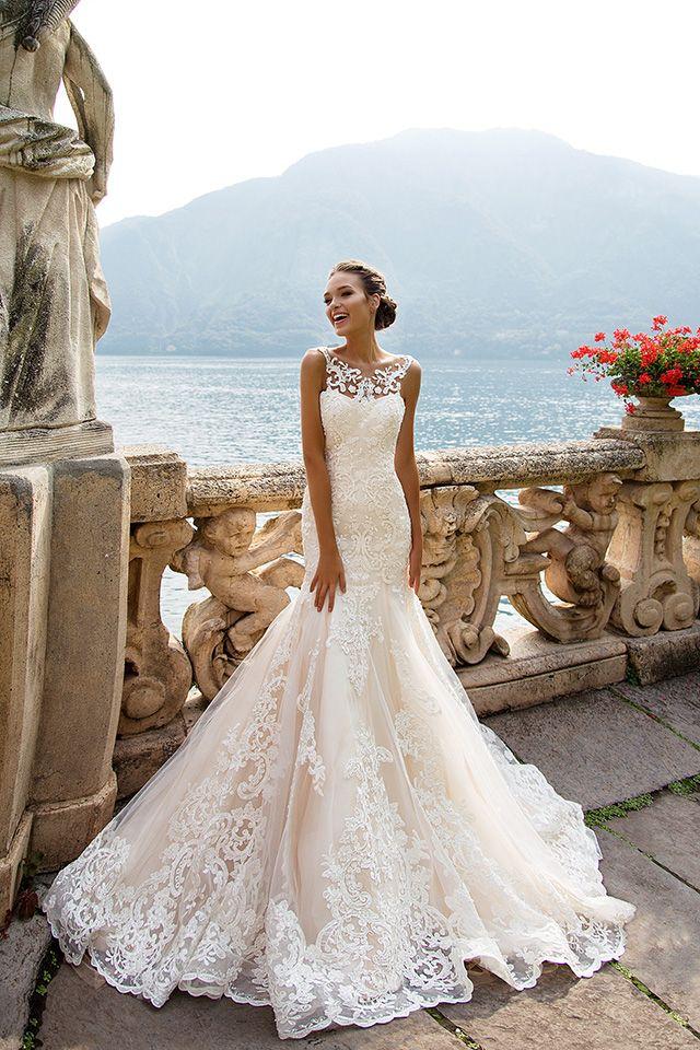 Mermaid Wedding Dresses In Chicago : Amalia wedding dresses milla nova available at viero