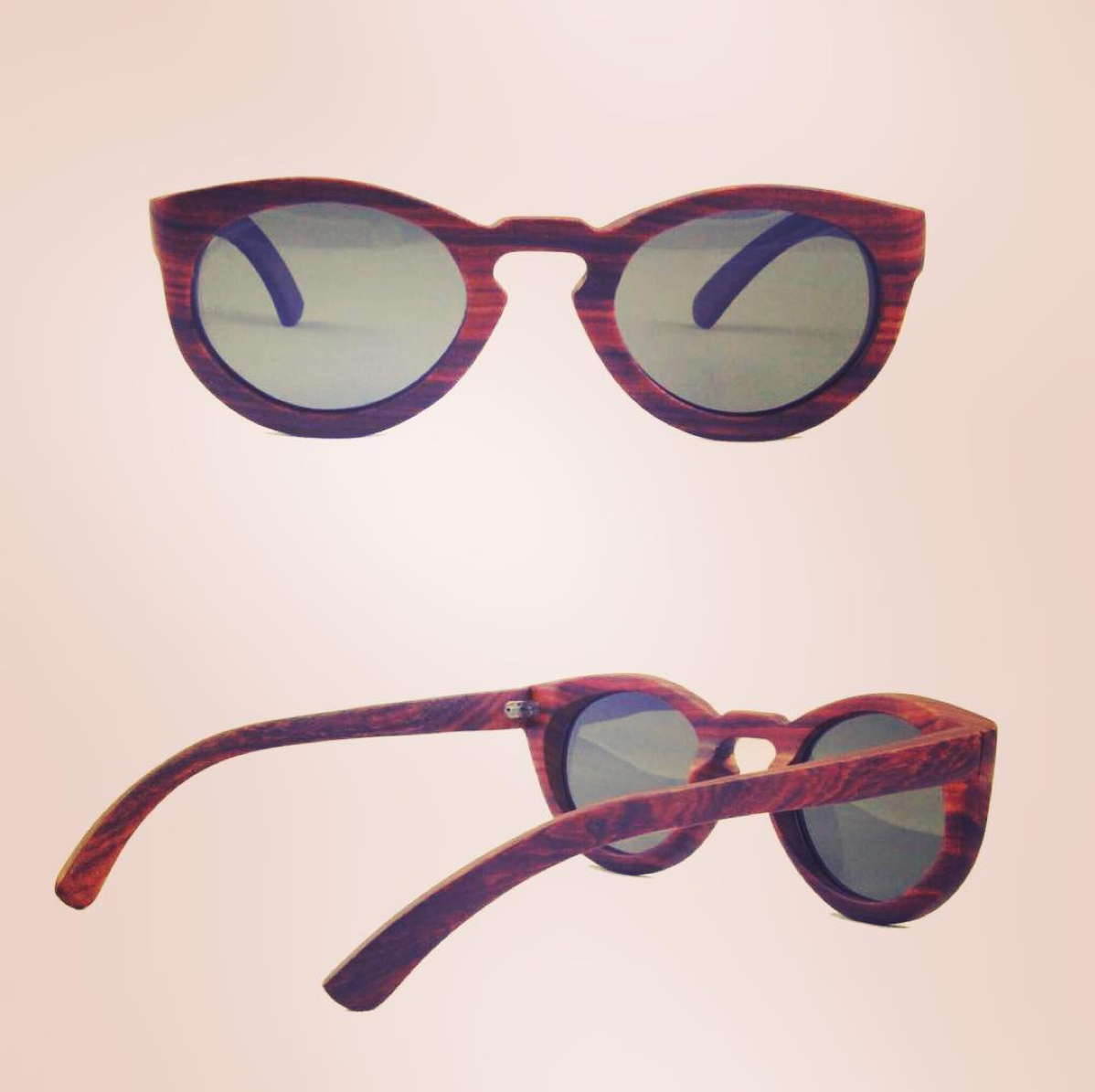 Fantastisch Bewoodz Holzsonnenbrille   Holz Sonnenbrille Im Vintage Style Von Bewoodz  #Holzsonnenbrille