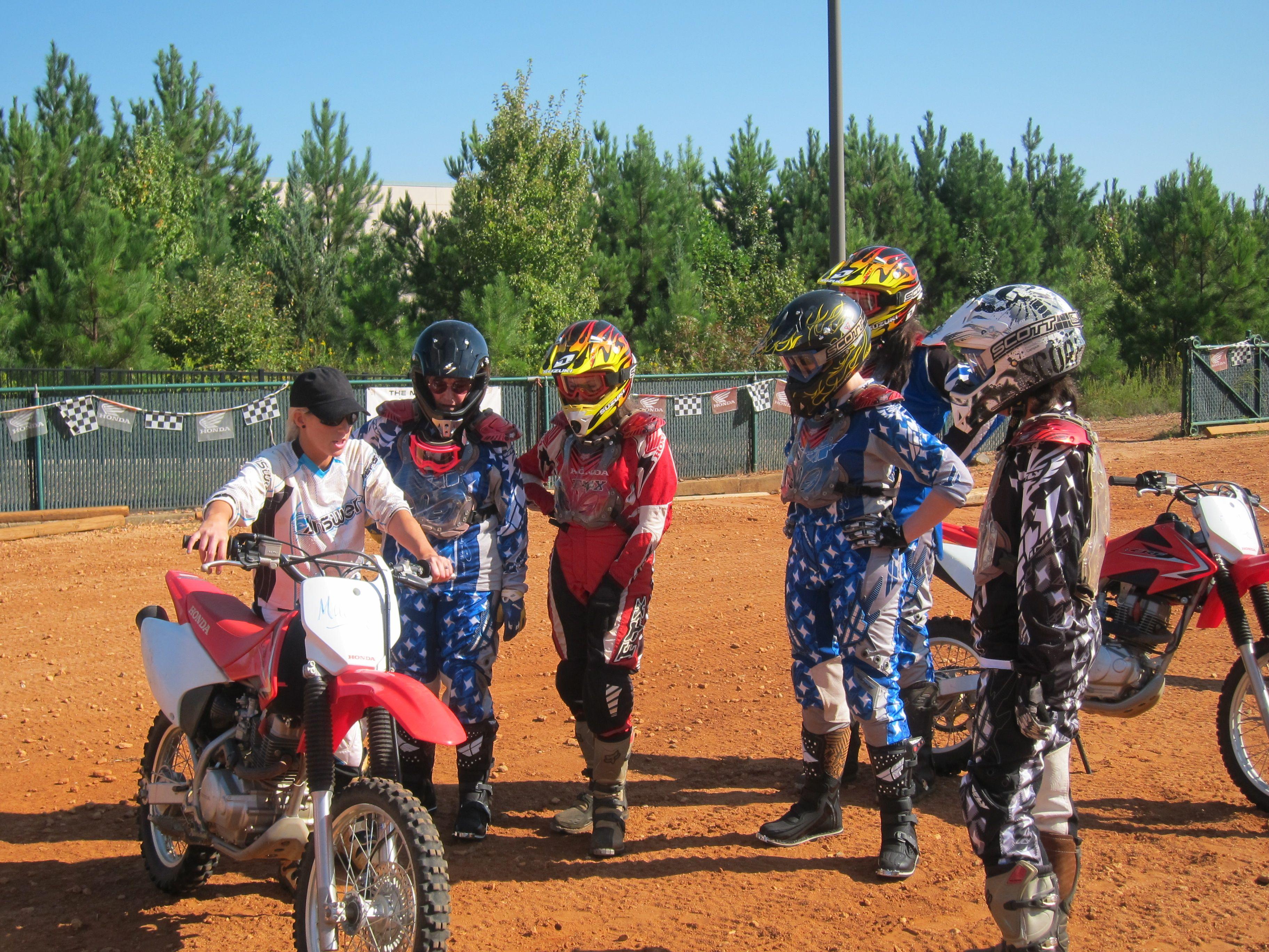 MSF Dirt Bike School Learn to Ride at Motorcycle School