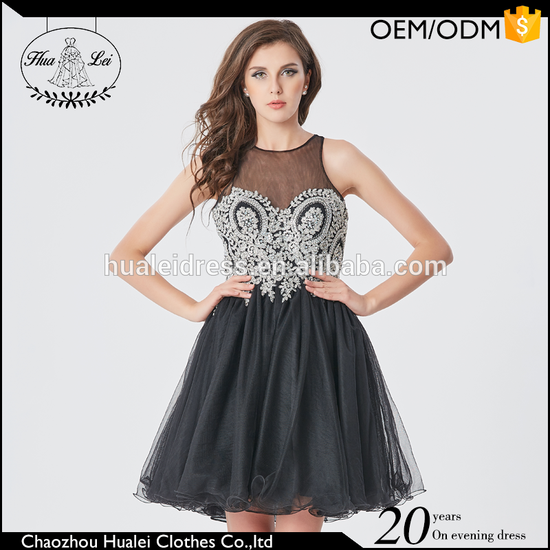 79a7970bd3f Popular sexy elegant embroidery beading party dresses for girls of 18 years  old