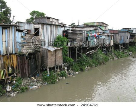 Sao paulo slums case study
