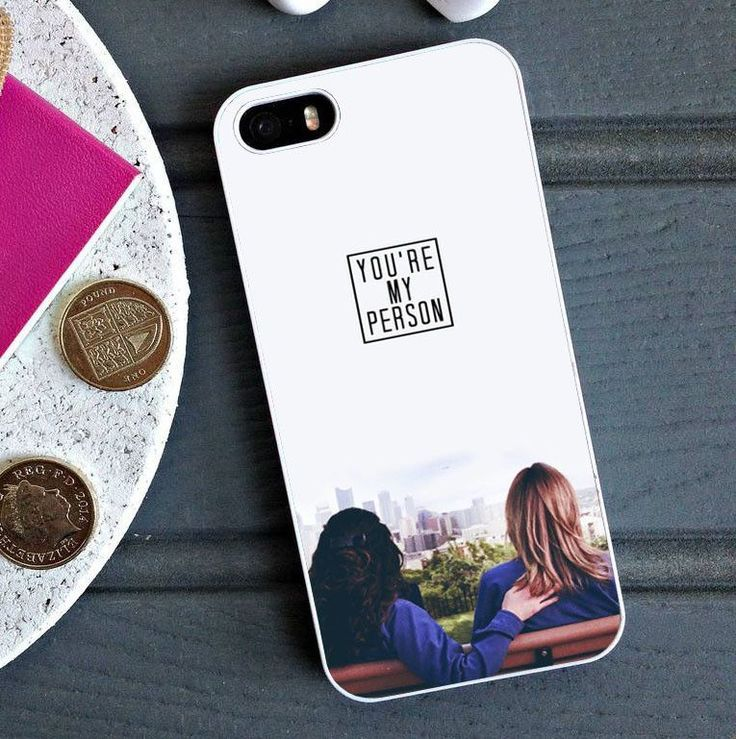 grey s anatomy you re my person iphone case advertising this
