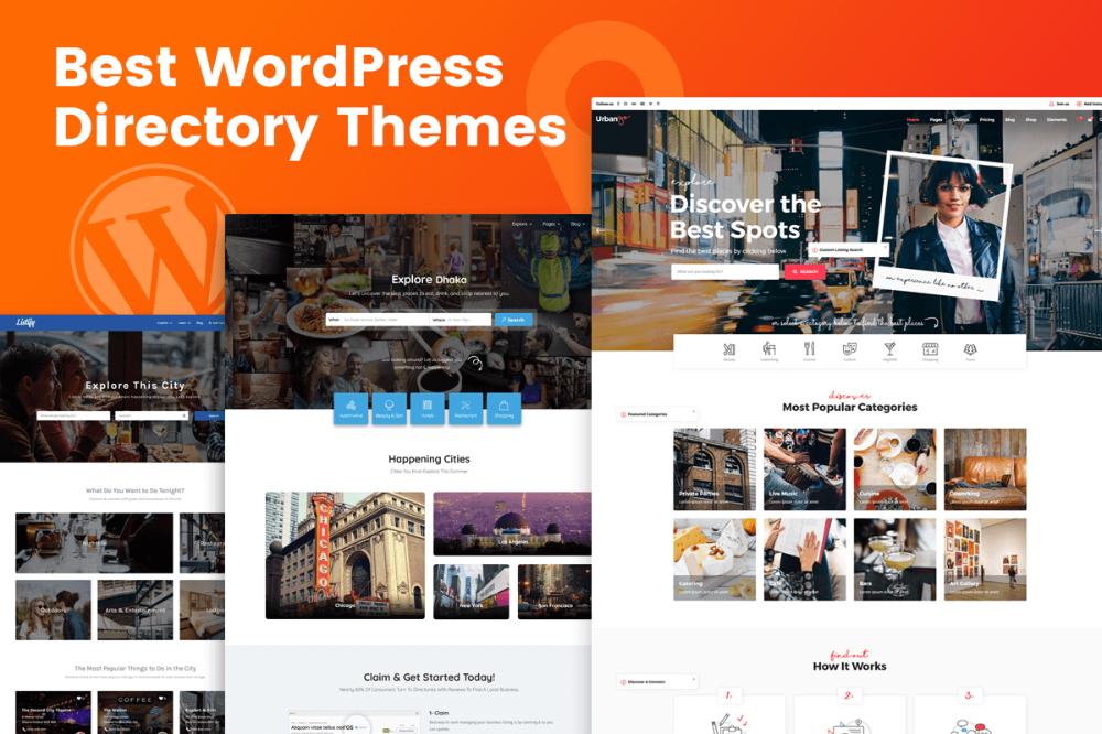 20 Best Wordpress Directory Themes 2021 Theme Best Wordpress Themes Wordpress