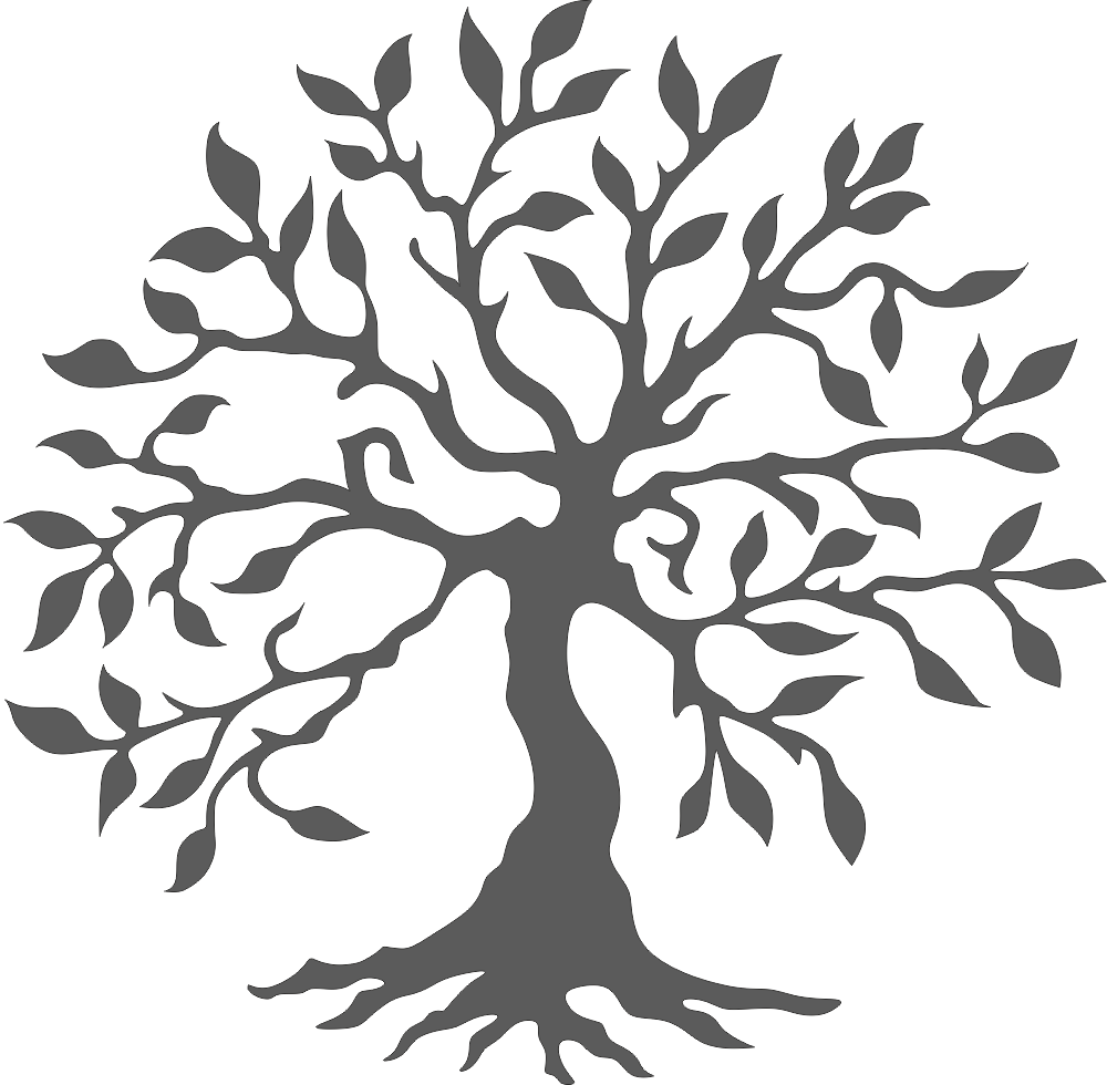 Silhouette Tree Of Life Free Vector cdr Download Tree
