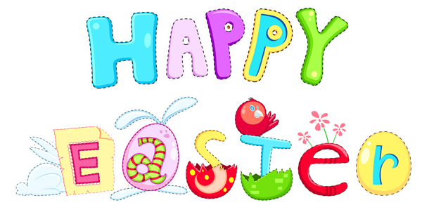 Transparent Happy Easter Png Clipart Picture Happy Easter Clip Art Funny Easter Pictures Happy Easter Bunny