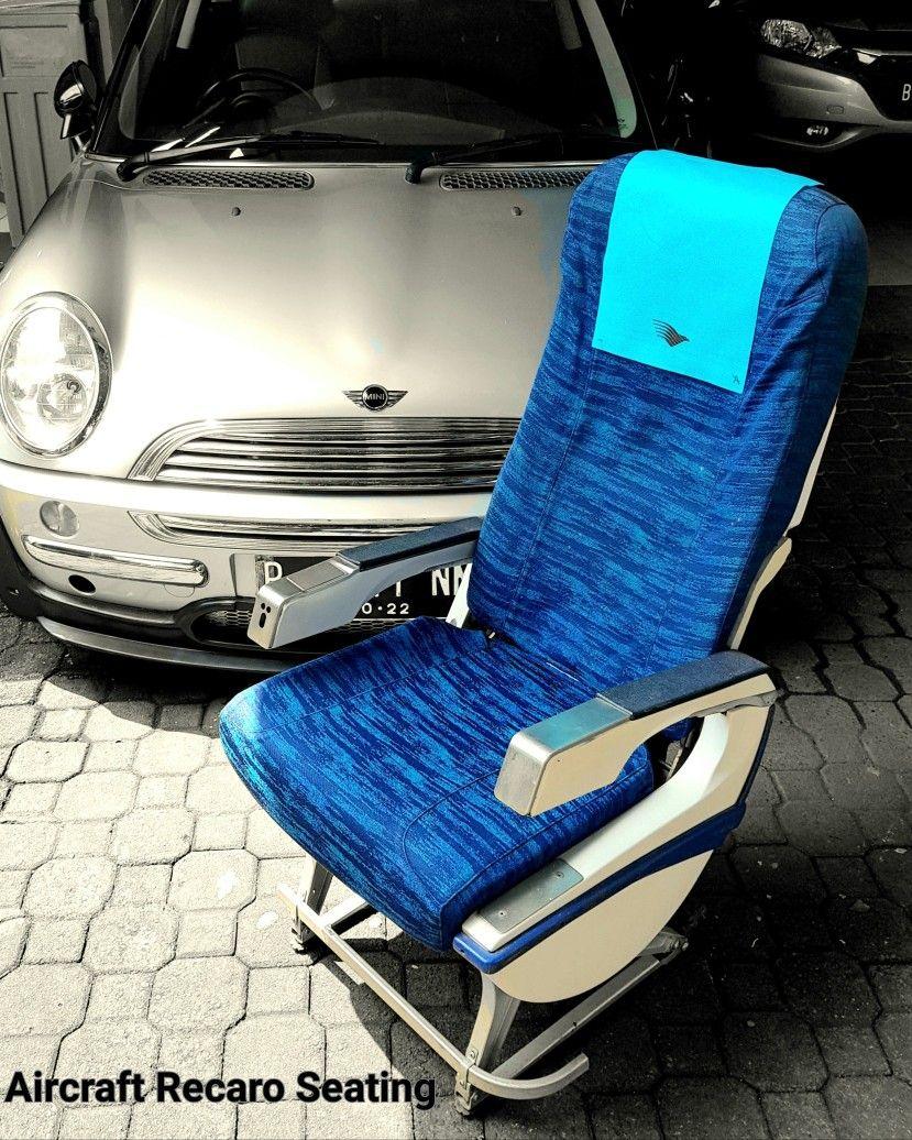 Pin oleh Aviation Art Indonesia di Aircraft Seats