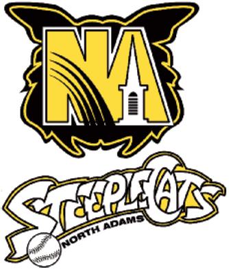 North Adams Steeplecats New England Collegiate Baseball League North Adams Massachusetts Baseball League Sport Team Logos North Adams