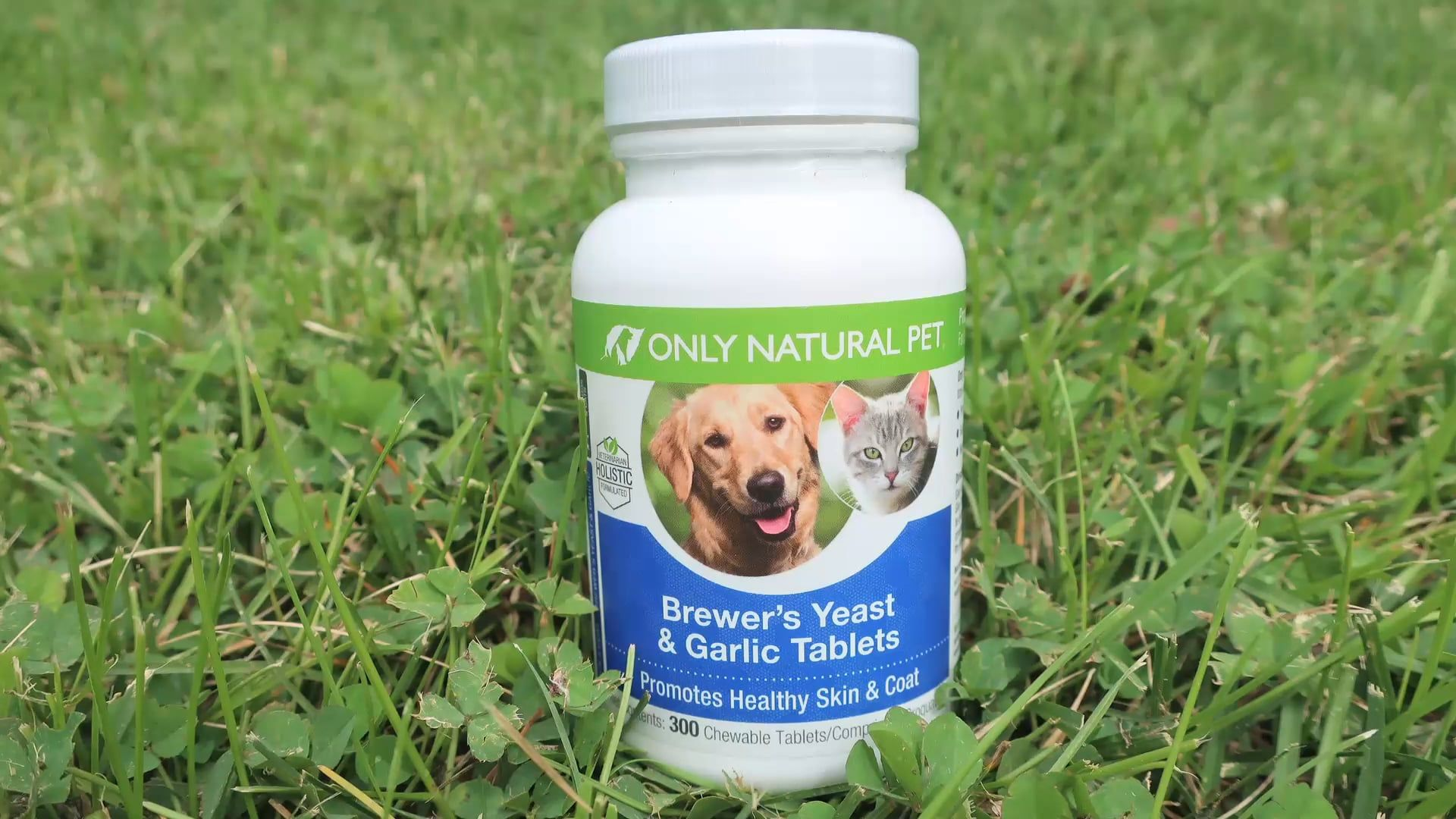 Only Natural Pet Brewers Yeast Garlic Flea Pills For Dogs Cats In 2020 Natural Pet Pets Dog Cat