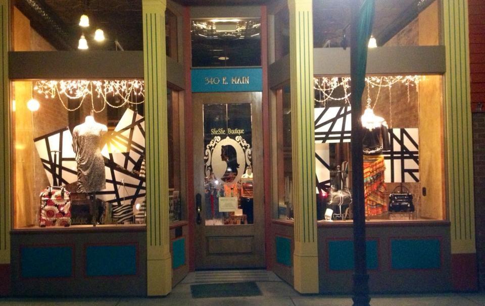 SheShe Boutique Montrose, Colorado. Downtown, Main street. #montroseco #fashion #montrose #colorado