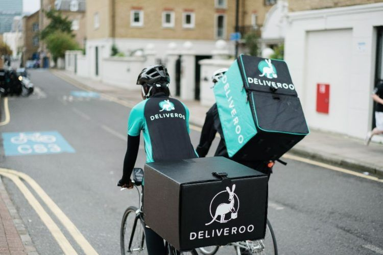 Deliveroo In Talks To Raise Up To 500m