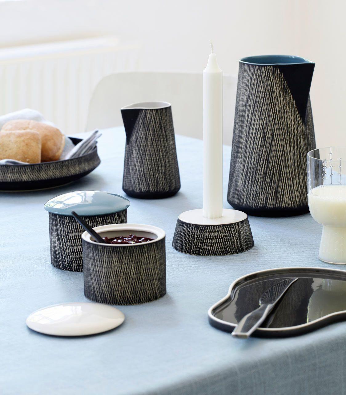 modern dishware - rikkitikkijustretroceramictableware ceramic tableware