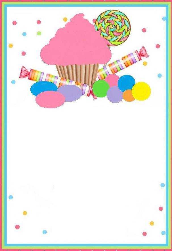 Pin de Roxana Ormaechea en marcos   Pinterest   Birthday, Candy y ...