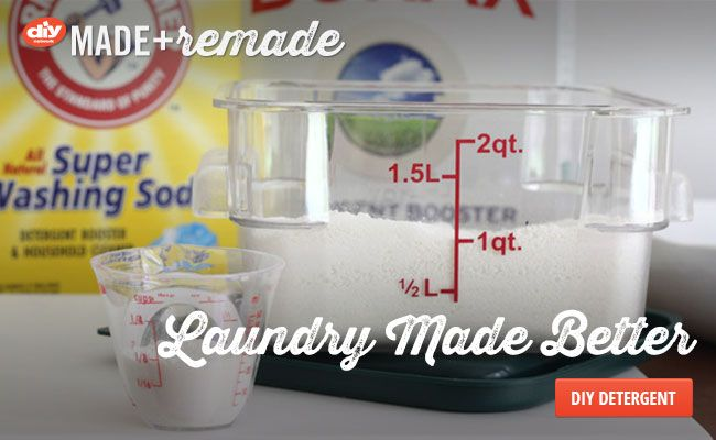 Laundry Made Better Diy Detergent Keep It Cleaner Cleaning Hacks