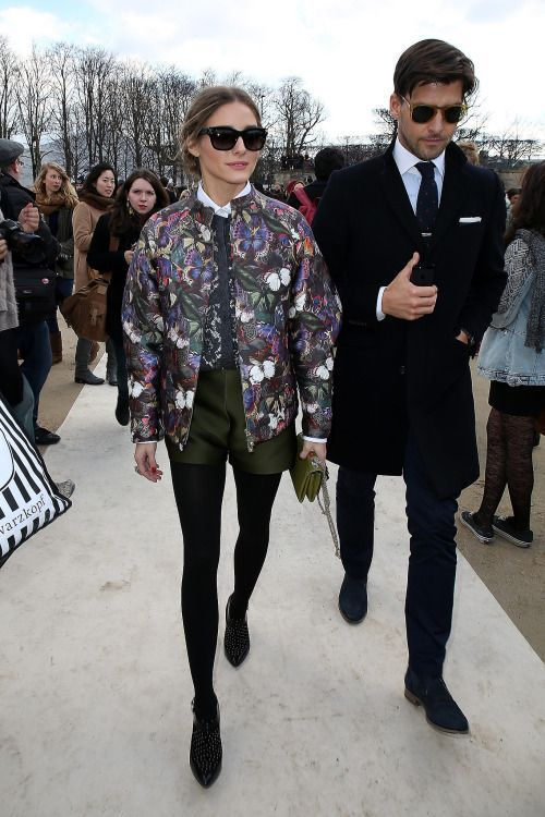 Christmas Looks by Olivia Palermo