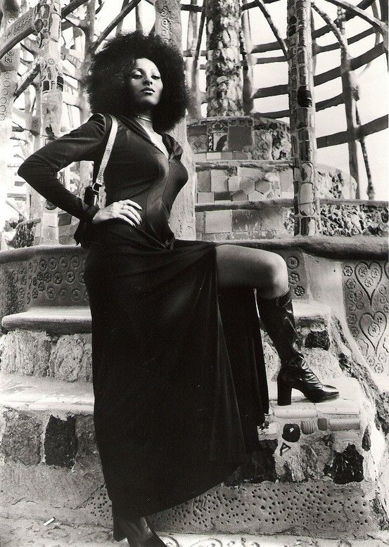 The power and presence of Pam Grier