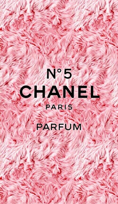 Imagen De Chanel Pink And Wallpaper Sfondi Pellicce Nel 2019