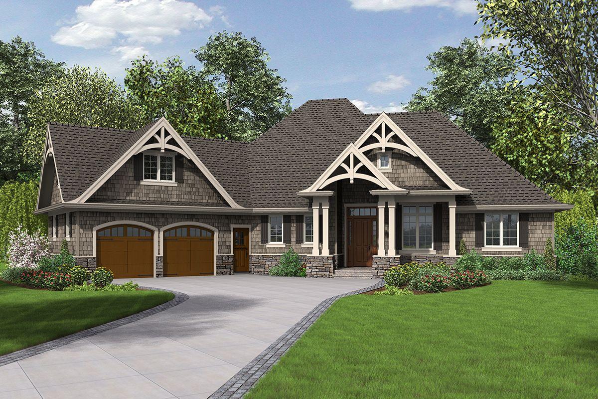 Craftsman House Plan 2559