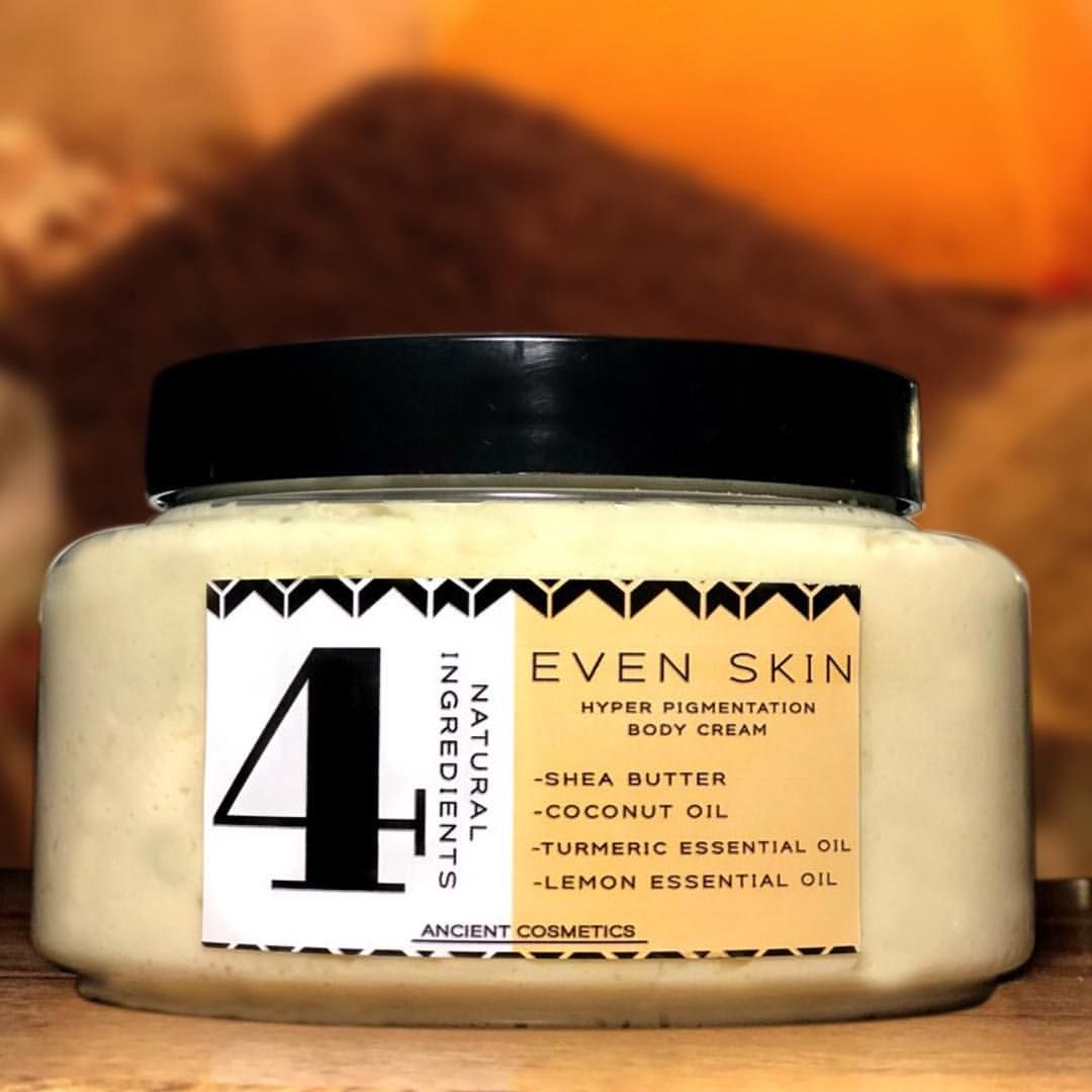 Even Skin - Hyper Pigmentation & Dark spots -Turmeric Body ...