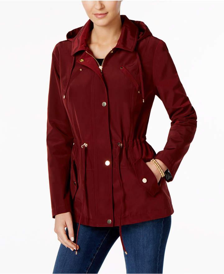 4430d8a75 Charter Club Petite Anorak Rain Jacket
