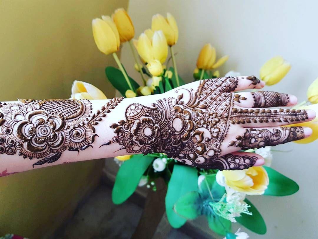 Pin By Afreen Fatima On Henna Designs Hands Henna Designs Henna