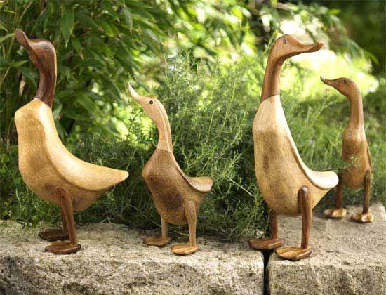 animales-decorativos-para-el-jardin.jpg (550×420)   Projects to try ...