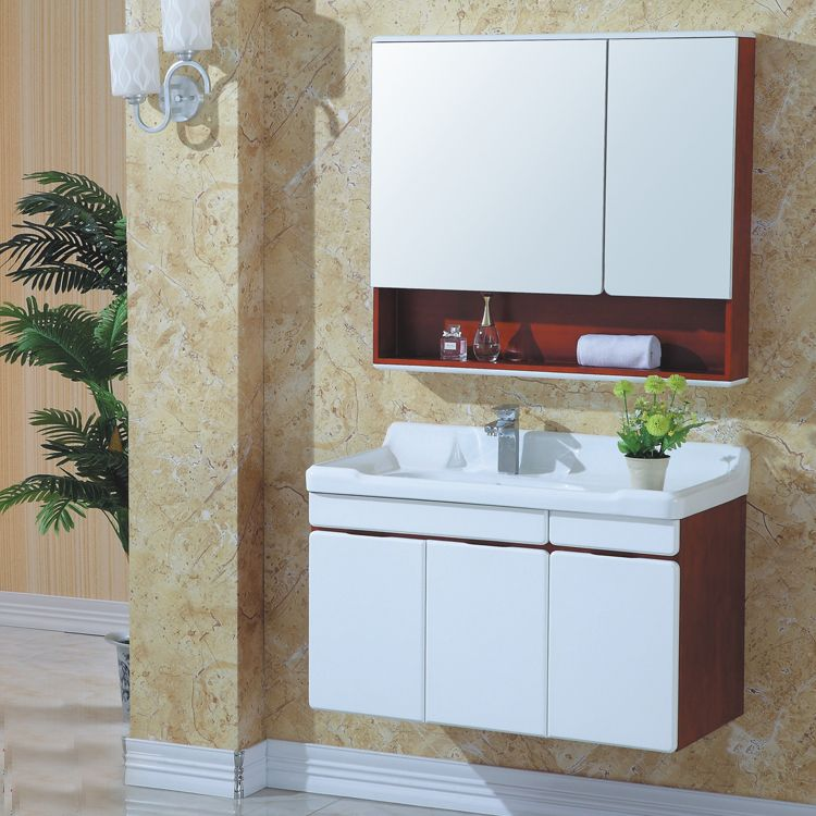 Hs 7719 Rotating Mirror Cabinet Wall Mounted Corner Bathroom Cabinet Mirror Cabinets Mirror Bathroom