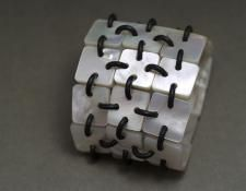 WE029  Mother of Pearl Cuff  $770