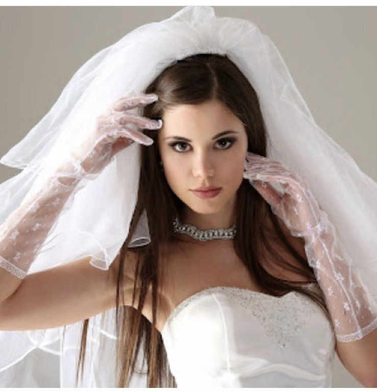 Little Caprice, aka Marketa Stroblova | Little Caprice | Wedding